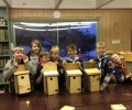 Pack 159 from Brookfield Builds Birdhouses!