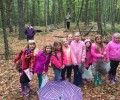 Girl Scout Troop 64500 Visits Capen Hill